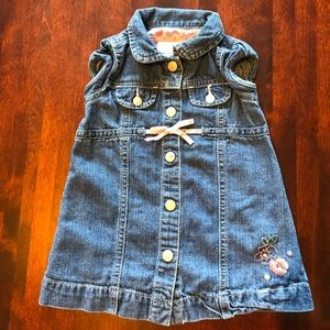 Genuine Baby Jean dress